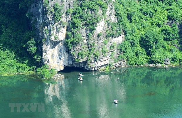 Ninh Binh's beautiful spots popularised in Khanh Hoa province hinh anh 3