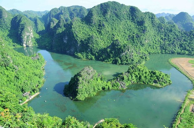 Ninh Binh's beautiful spots popularised in Khanh Hoa province hinh anh 1