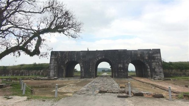 US aid to help conserve UNESCO-recognised citadel hinh anh 1