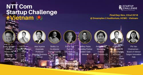 Vietnamese startups to compete in November hinh anh 1