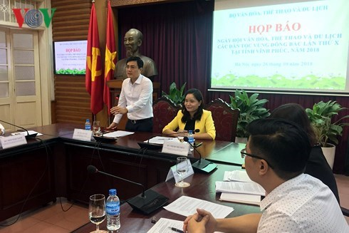 Vinh Phuc to host 10th ethnic culture festival hinh anh 1