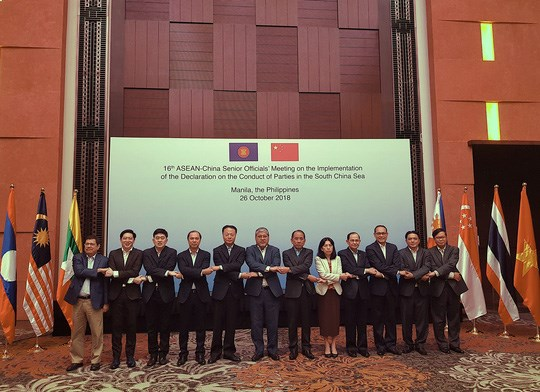 Vietnam calls for full, effective implementation of DOC hinh anh 1