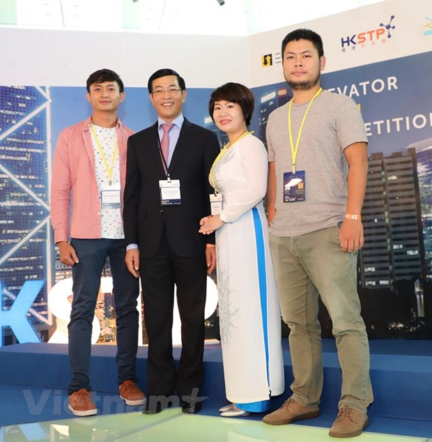 Vietnam enters Elevator Pitch Competition Hong Kong's Top 10 hinh anh 1