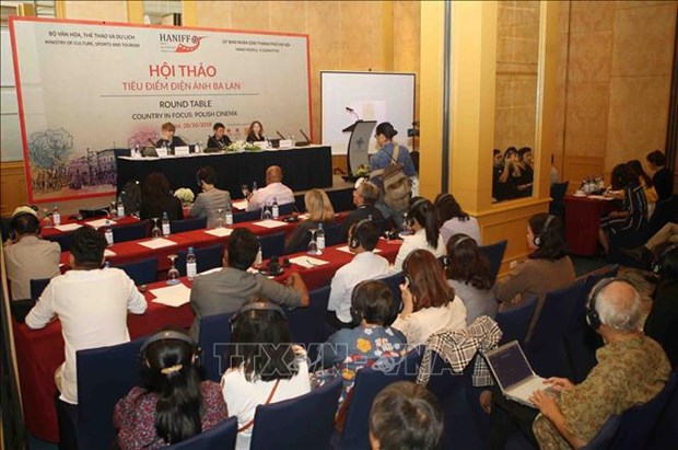 Workshop brings Poland's cinema closer to Vietnamese audiences hinh anh 1