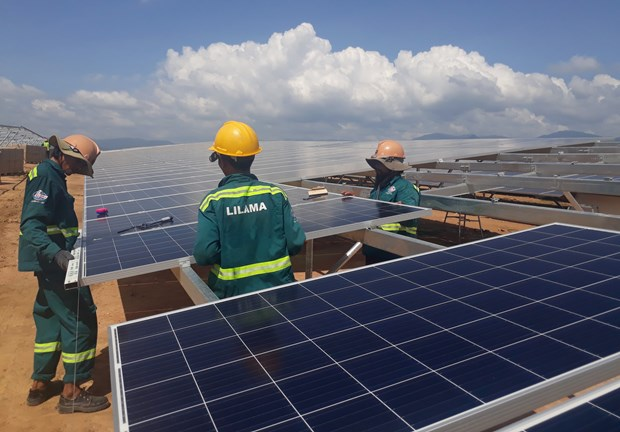 Ninh Thuan speeds up renewable energy projects hinh anh 1