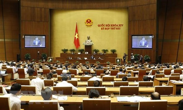 Lawmakers discuss State budget estimate for 2018, 2019 hinh anh 1