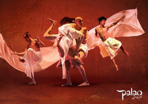 Contemporary choreography featuring Cham ethnic culture debuts hinh anh 1