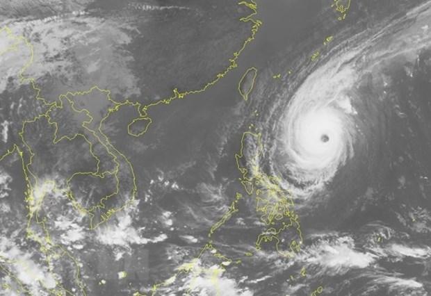 Philippines raises warnings, evacuates people ahead of Typhoon Yutu hinh anh 1