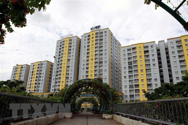 Purchasing power of apartments in HCM City slowing down hinh anh 1