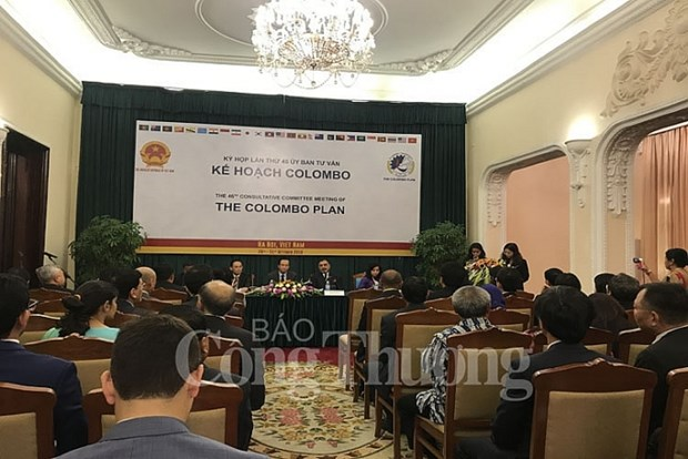 Vietnam hosts Colombo Plan's meeting on gender equality hinh anh 1