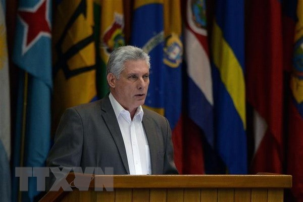 Cuban President of State Council to visit Vietnam in November hinh anh 1