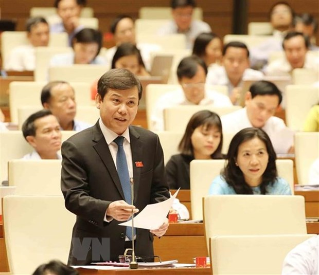 Voters welcome strong reform of Q&A activities at National Assembly hinh anh 1