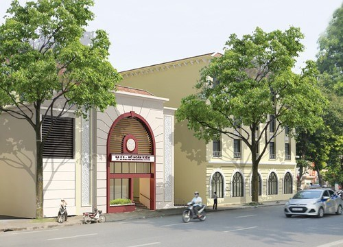 Hanoi's underground station will not harm historical sites hinh anh 1