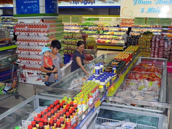 Can Tho city's retail sales and services up 12 percent hinh anh 1