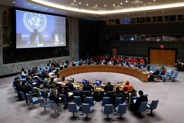 Vietnam attends UN debate on water, peace, security hinh anh 1
