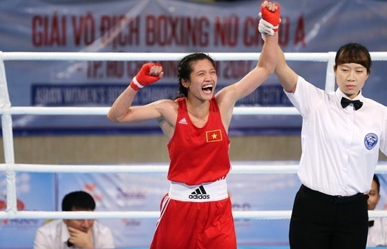 VN-Australia boxing friendly event to take place in HCM City hinh anh 1