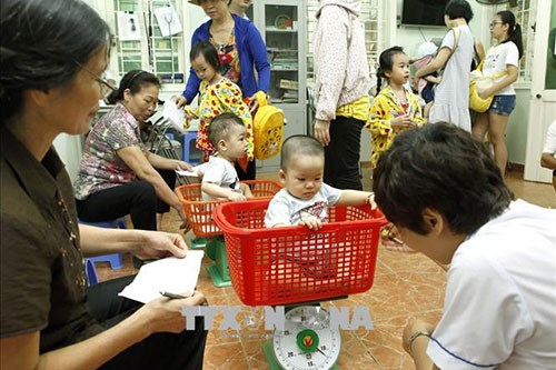 Project aims for comprehensive child development hinh anh 1