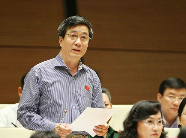 NA deputies raise questions on e-government building hinh anh 1