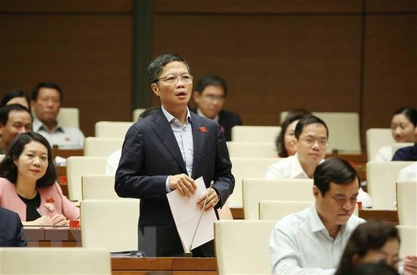 Minister promises support for local firms amid int'l integration hinh anh 1