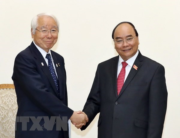PM: Government backs Vietnamese-Japanese locality cooperation hinh anh 1