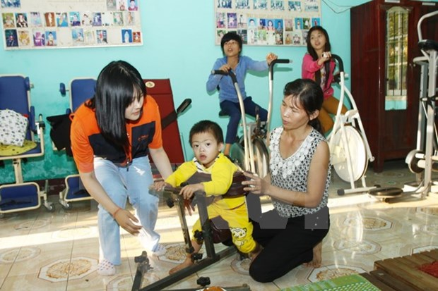 Disabled children to get better access to care, education services hinh anh 1