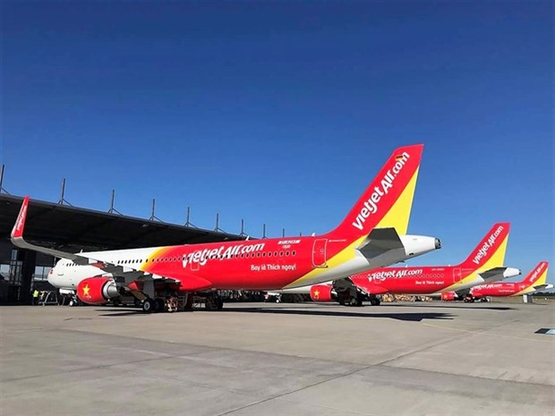 Vietjet's earnings up 105 percent in third quarter hinh anh 1