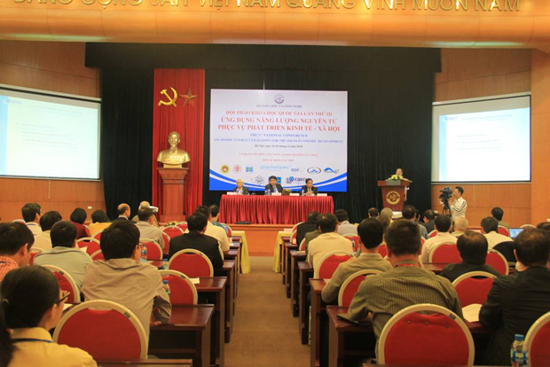 Vietnam makes progress in atomic energy utilisation: official hinh anh 1