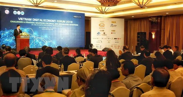 Experts talk over Vietnamese digital economy hinh anh 1