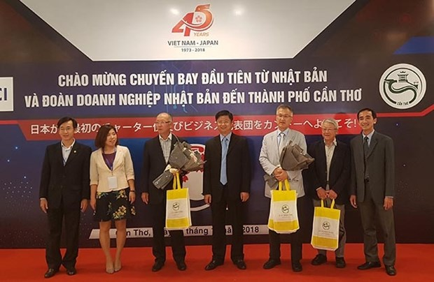 Japanese firms seek investment opportunities in Can Tho hinh anh 1