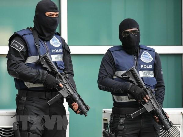 Malaysia: Five terror suspects arrested, including former Al-Qaeda member hinh anh 1