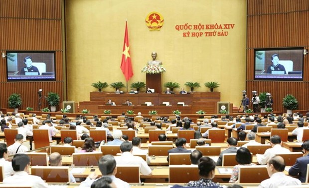 NA question-and-answer session concludes hinh anh 1