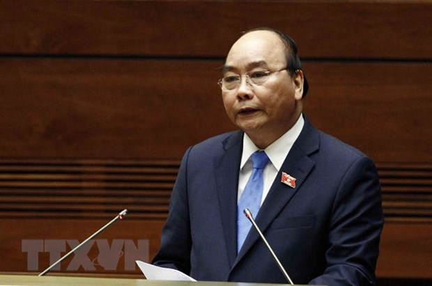 PM addresses issues of concern during Q&A session hinh anh 1