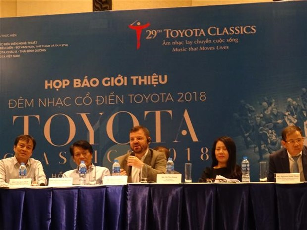 Toyota Classics 2018 to take place in HCM City this month hinh anh 1