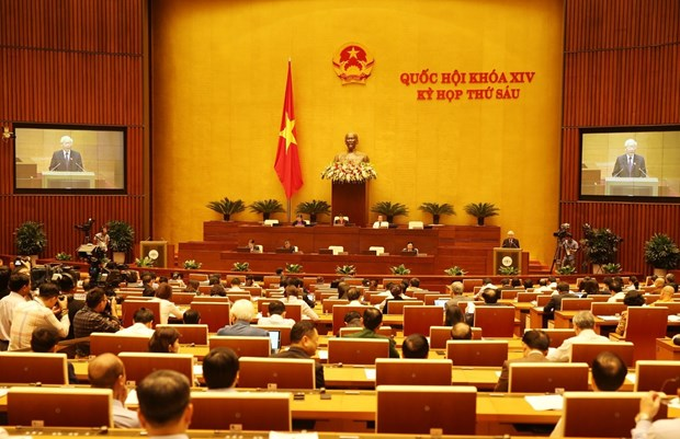 CPTPP to be submitted to parliament on Nov. 2 hinh anh 1