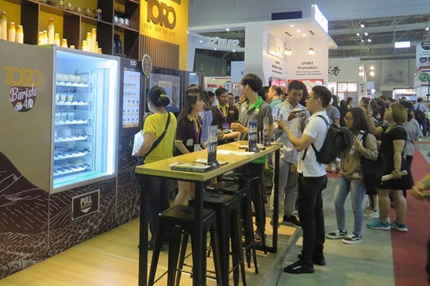 10th Vietnam Int'l Retailtech & Franchise Show underway hinh anh 2