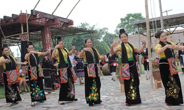 Cultural activities in November highlight great national unity hinh anh 1