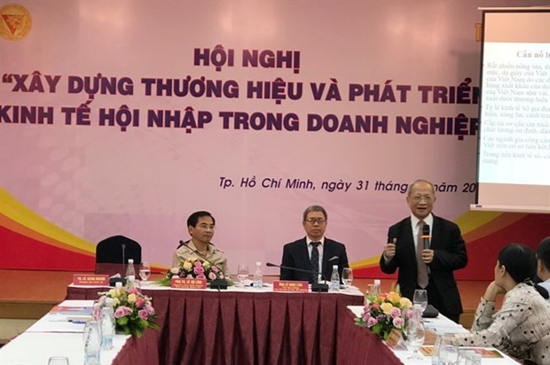 Firms urged to focus on branding hinh anh 1