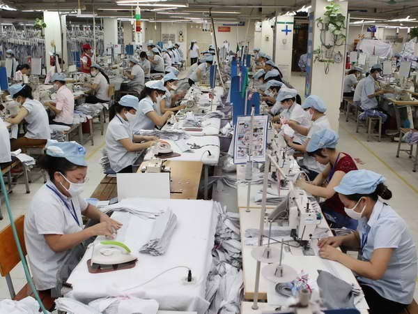 Domestic supplies important to Vietnamese garment & textile industry hinh anh 1