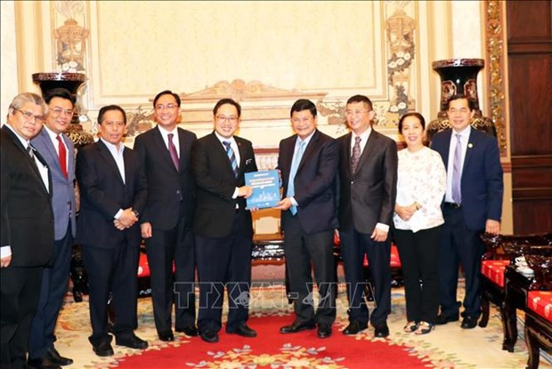 HCM City, Malaysia boost trade cooperation hinh anh 1