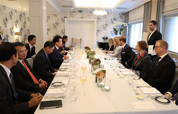 Vietnam fosters multifaceted cooperation with Norway hinh anh 1