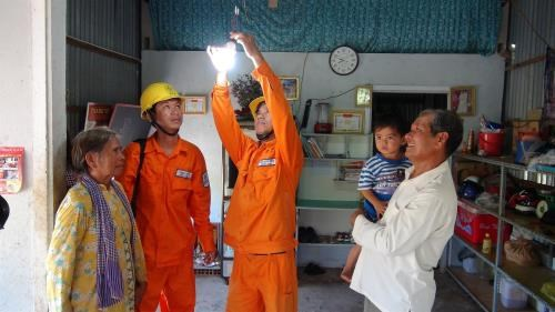 Vietnam's electricity access index surges on WB business index hinh anh 1