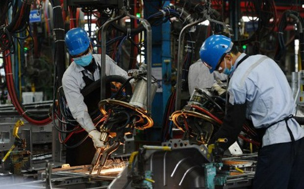Vietnam's PMI bounces back in October hinh anh 1
