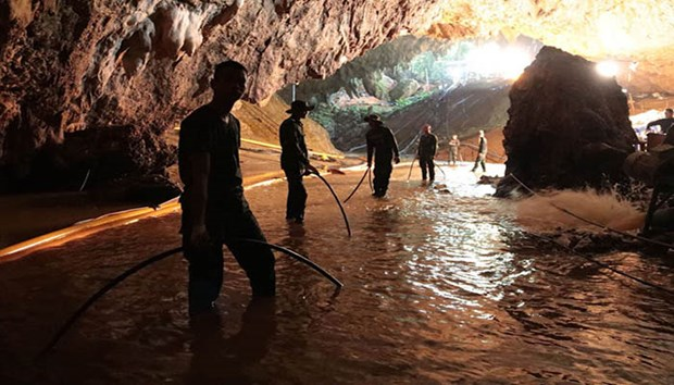 Thailand to upgrade Tham Luang cave as world-class tourist attraction hinh anh 1