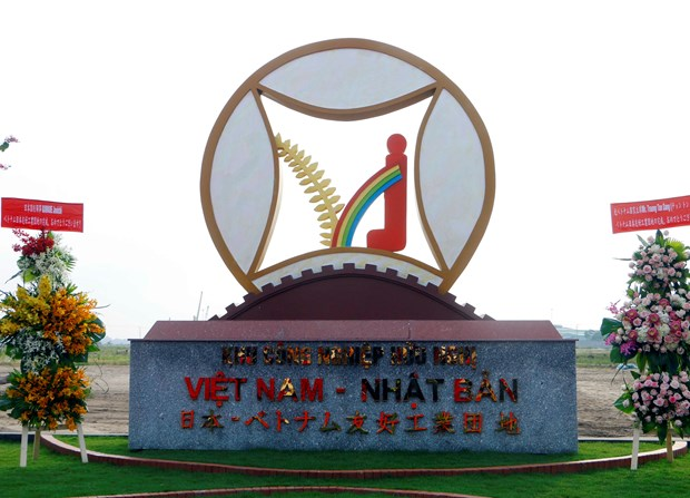 Vietnam – Japan Friendship Industrial Park inaugurated in Can Tho hinh anh 1