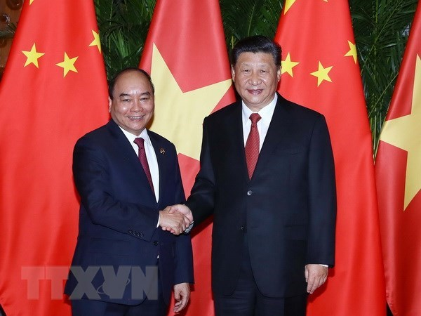 Vietnam considers relationship with China one of top priorities: PM hinh anh 1