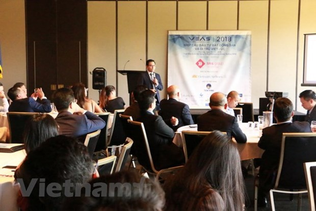 More Vietnamese firms invest in Australia's real estate: workshop hinh anh 1