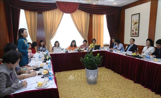 Women's unions of Vietnam, DPRK bolster cooperation hinh anh 1