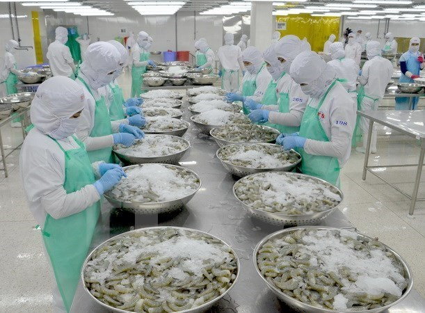 Aquatic product exports rake in 7.24 billion USD in 10 months hinh anh 1