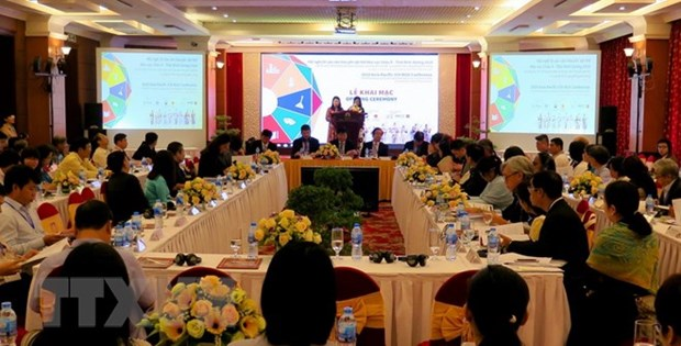 Thua Thien-Hue hosts Asia-Pacific conference on intangible cultural heritage hinh anh 1