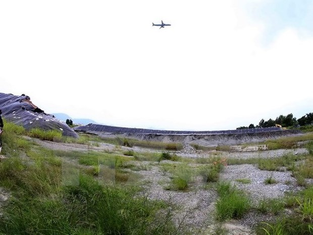 Over 32ha of dioxin-polluted land treated in Da Nang airport hinh anh 1